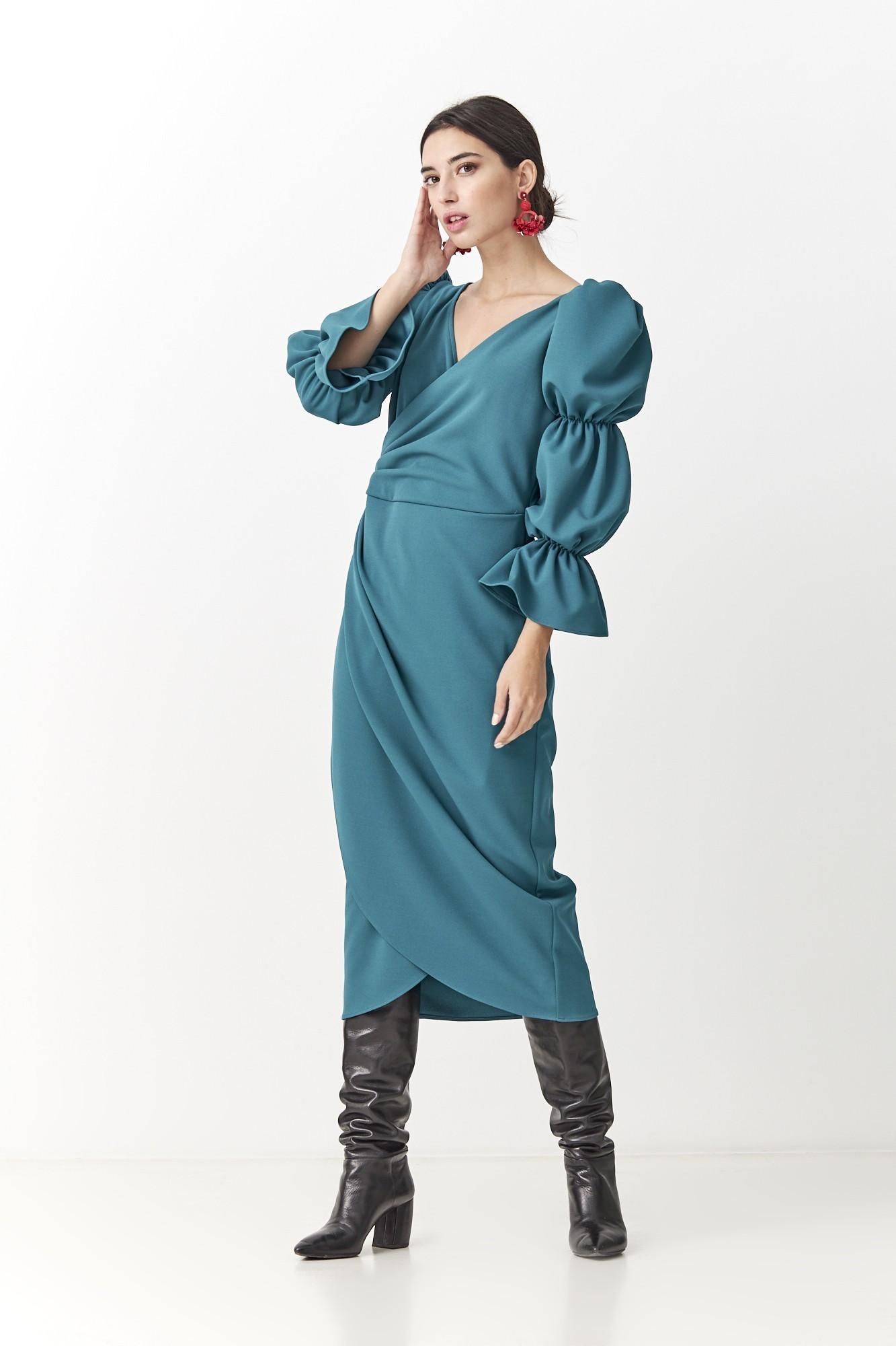 MUNNA BLUE DRESS