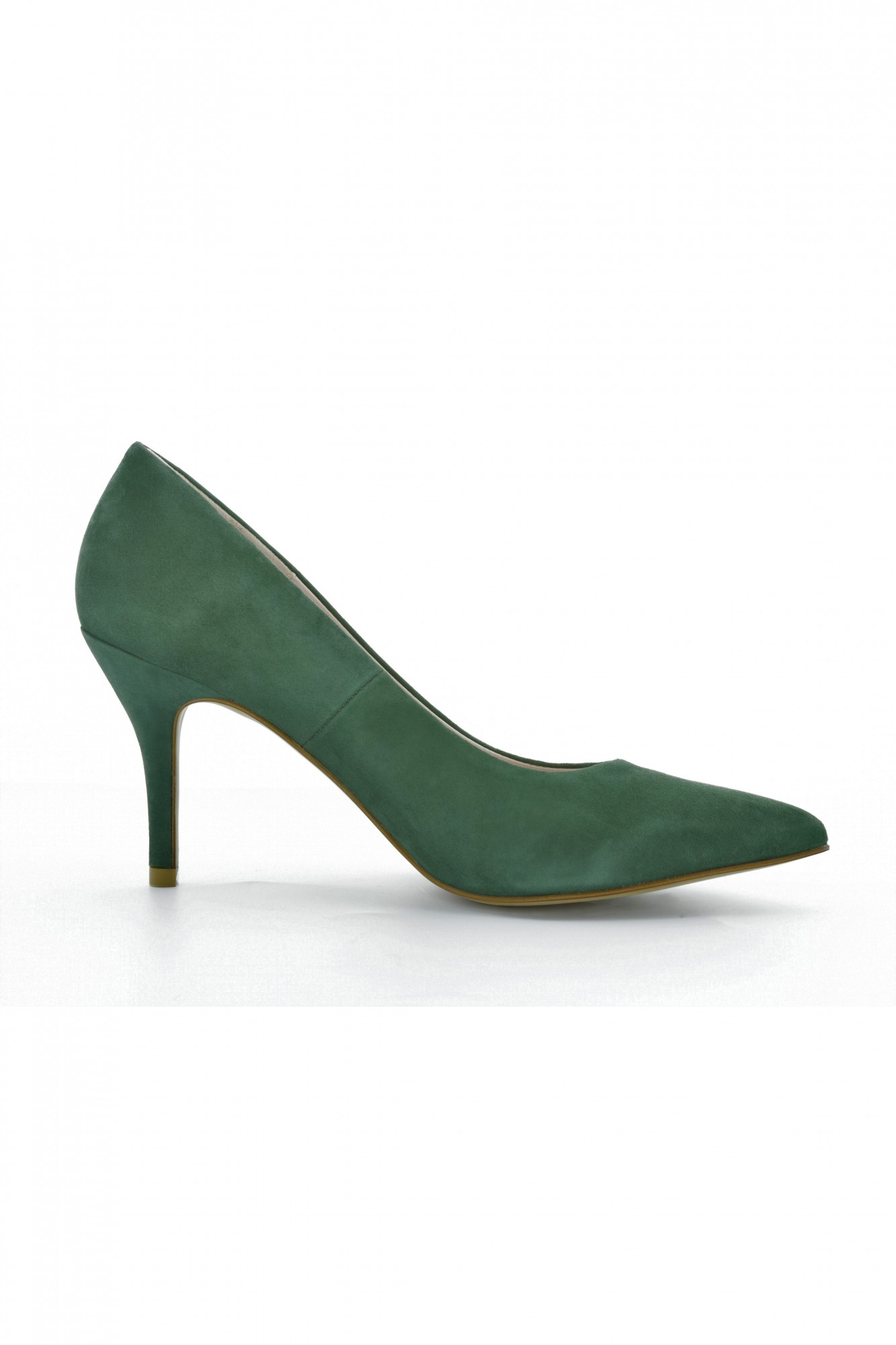 BIEL GREEN STILETTOS