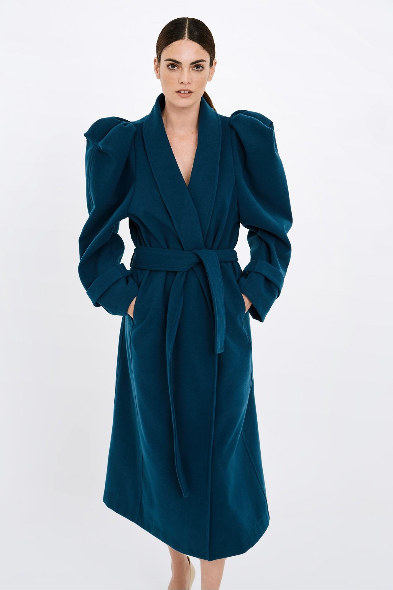 MACARENA BLUE COAT