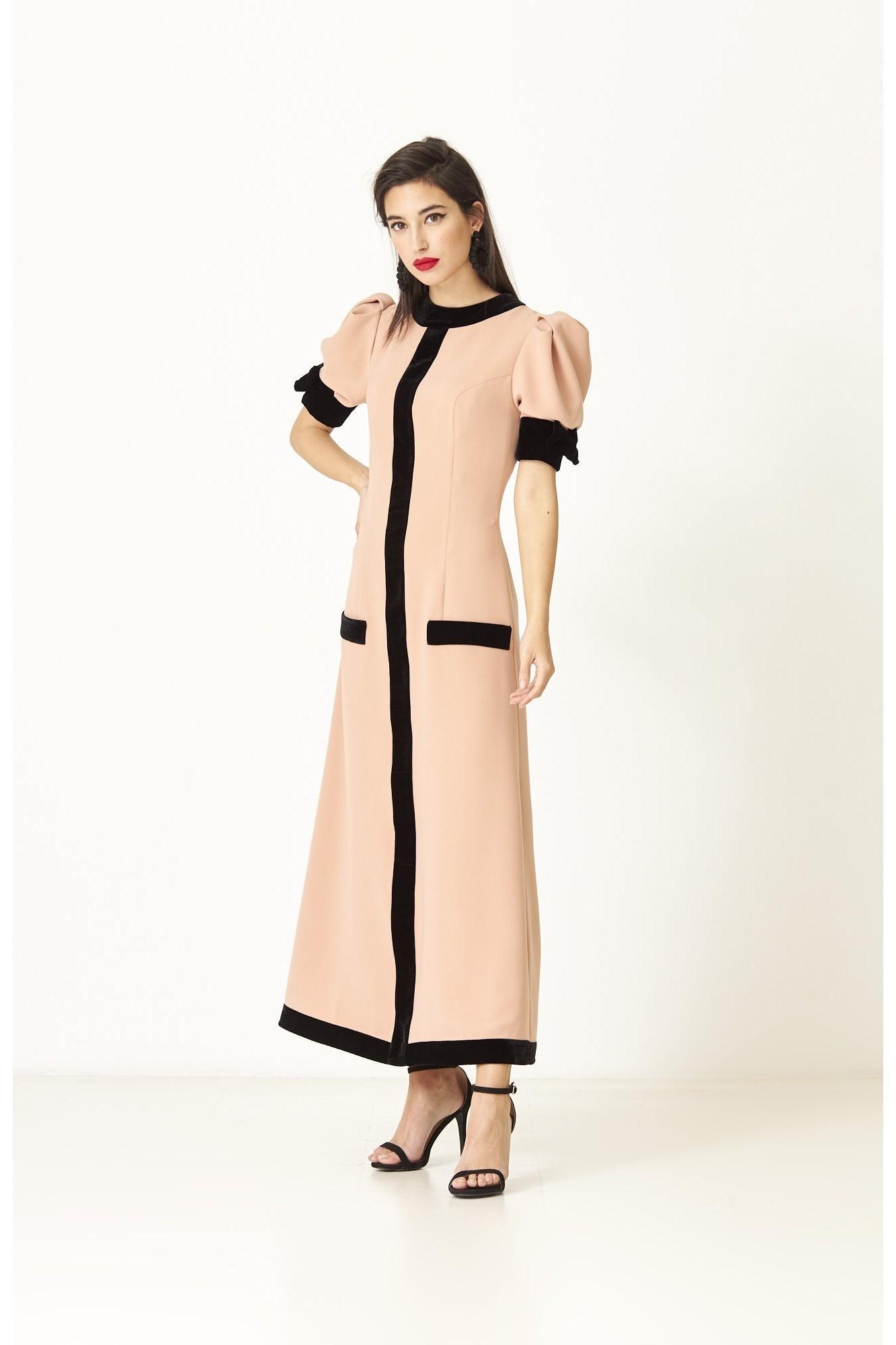 INES PINK DRESS