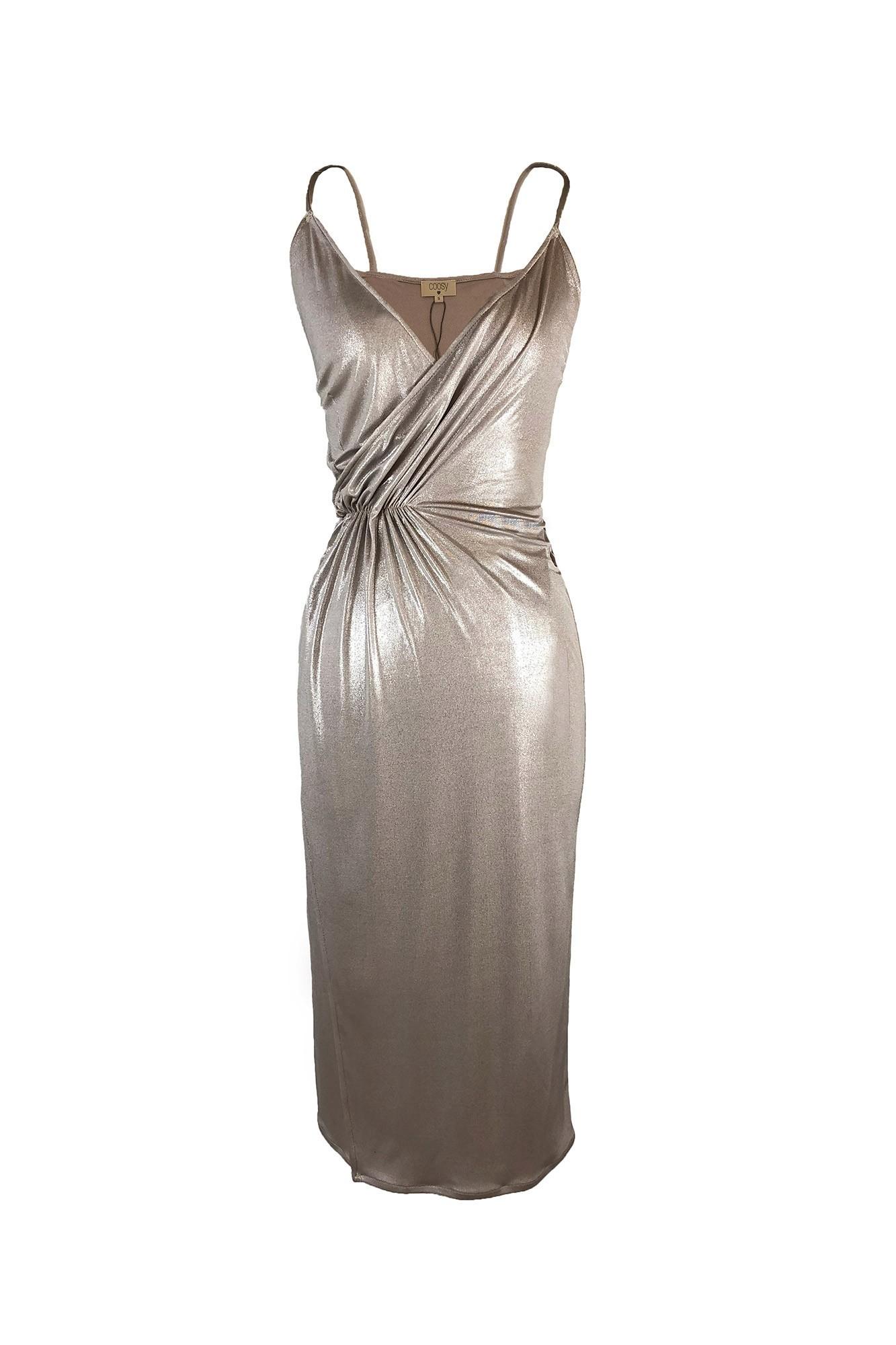 KYLIE GREY DRESS