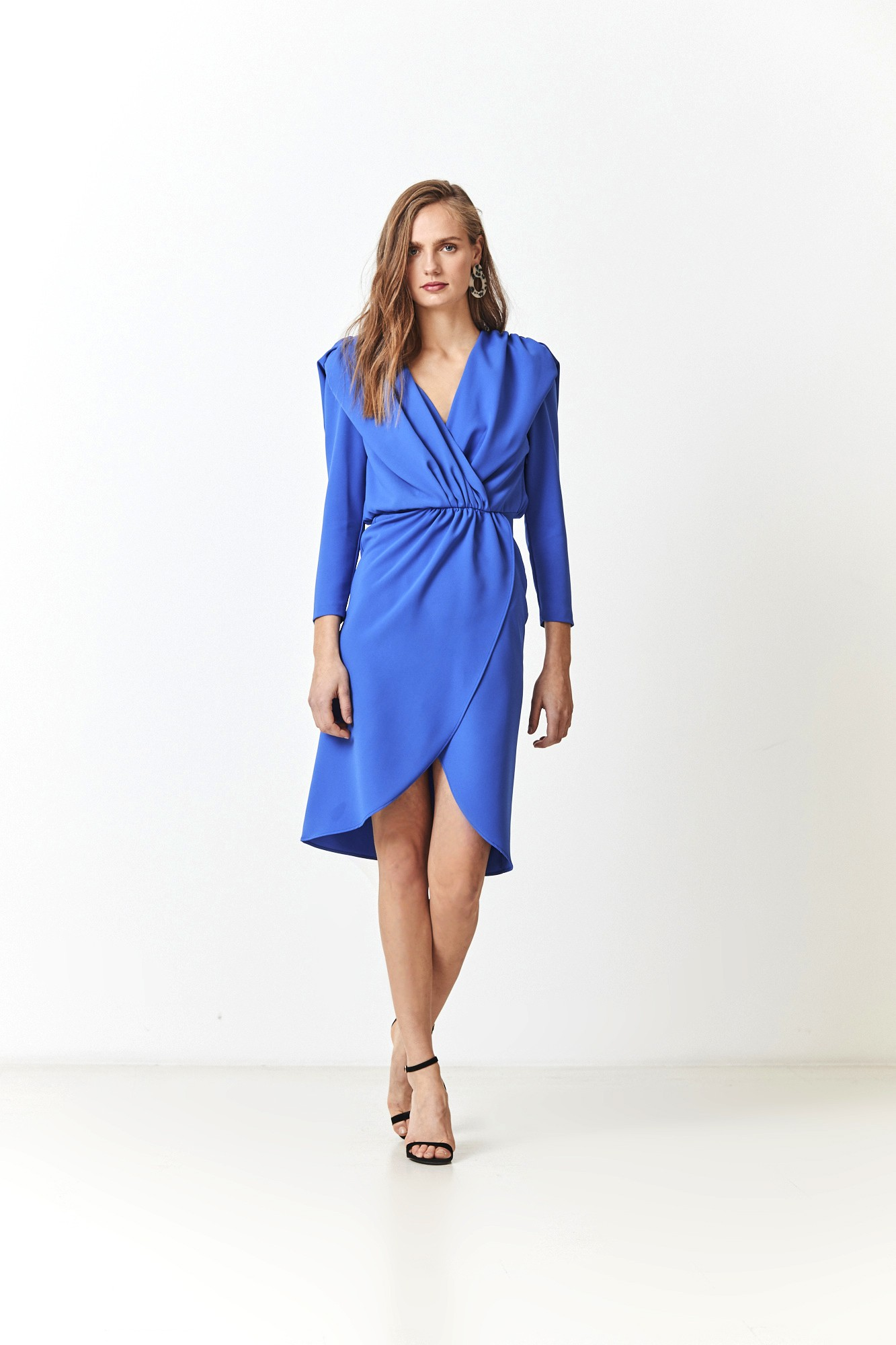 ANITA BLUE DRESS