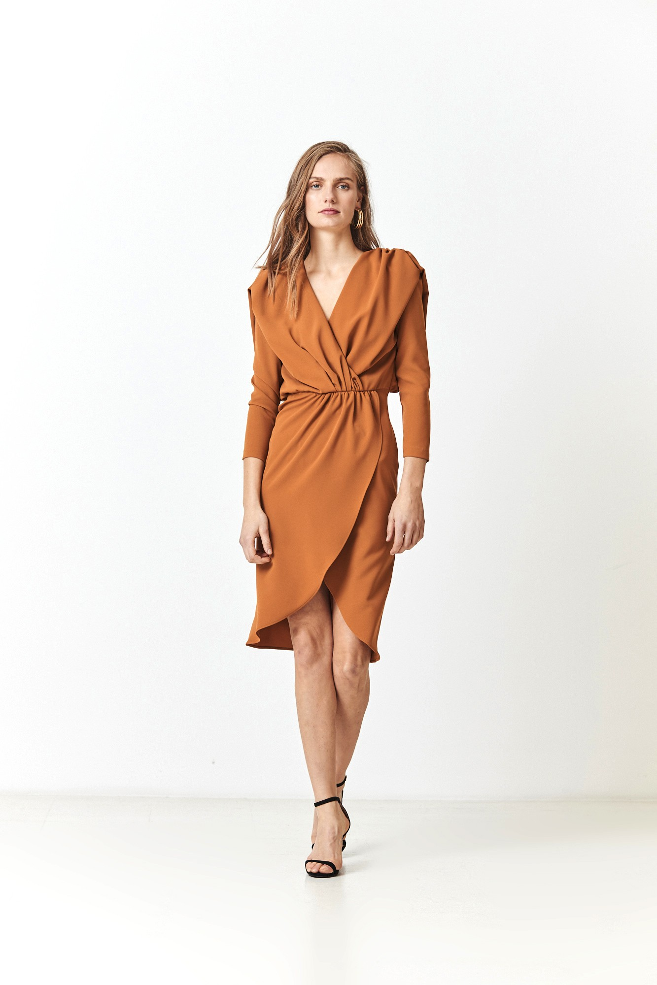 ANITA CAMEL DRESS