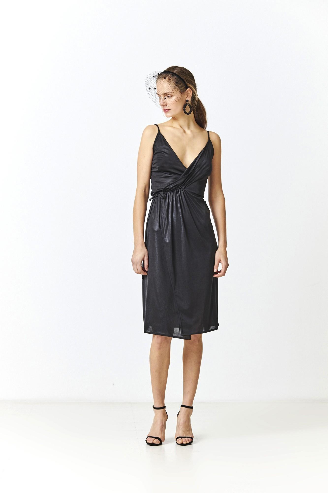 KYLIE BLACK DRESS