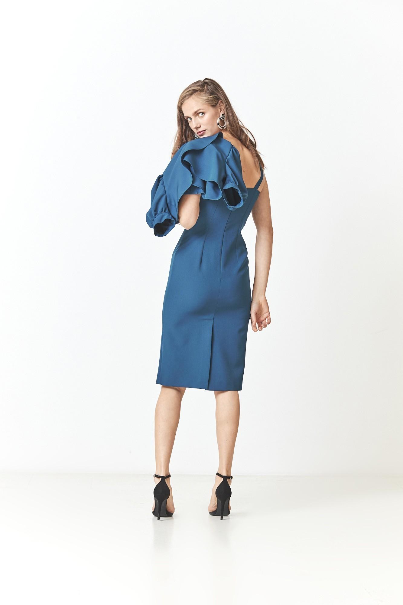 ASIER BLUE DRESS