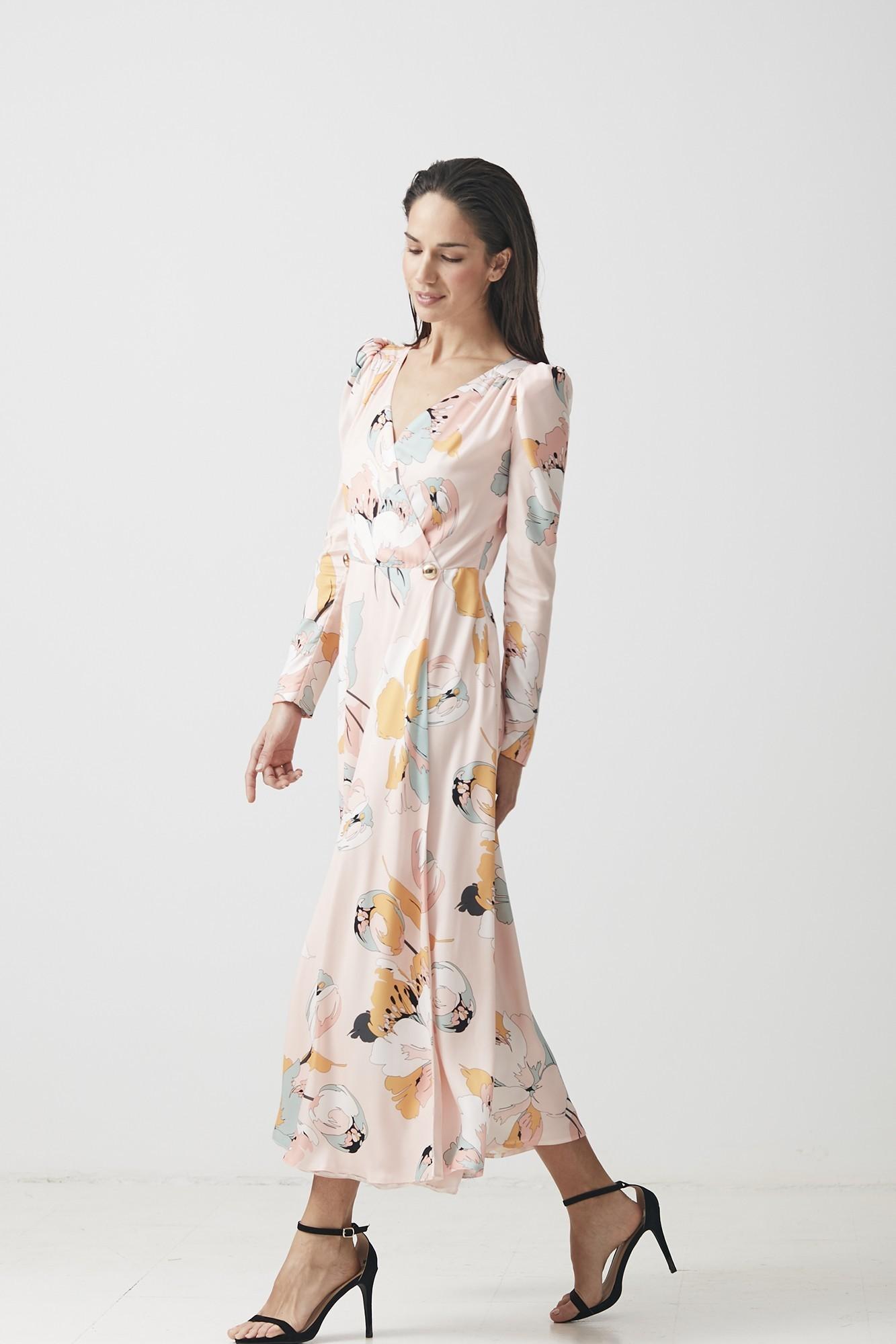 FEDERICA PINK DRESS