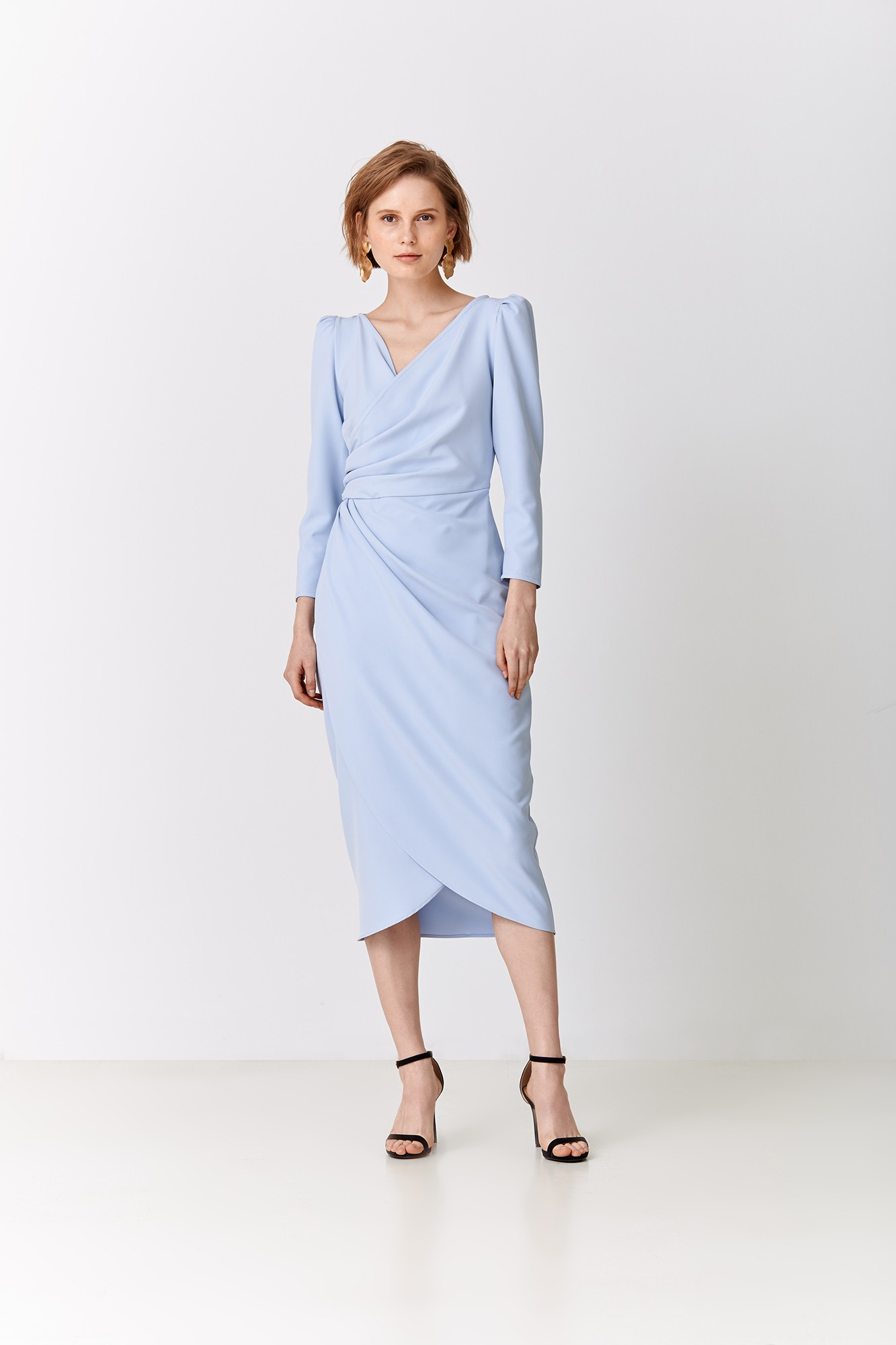 DAYLE BLUE DRESS