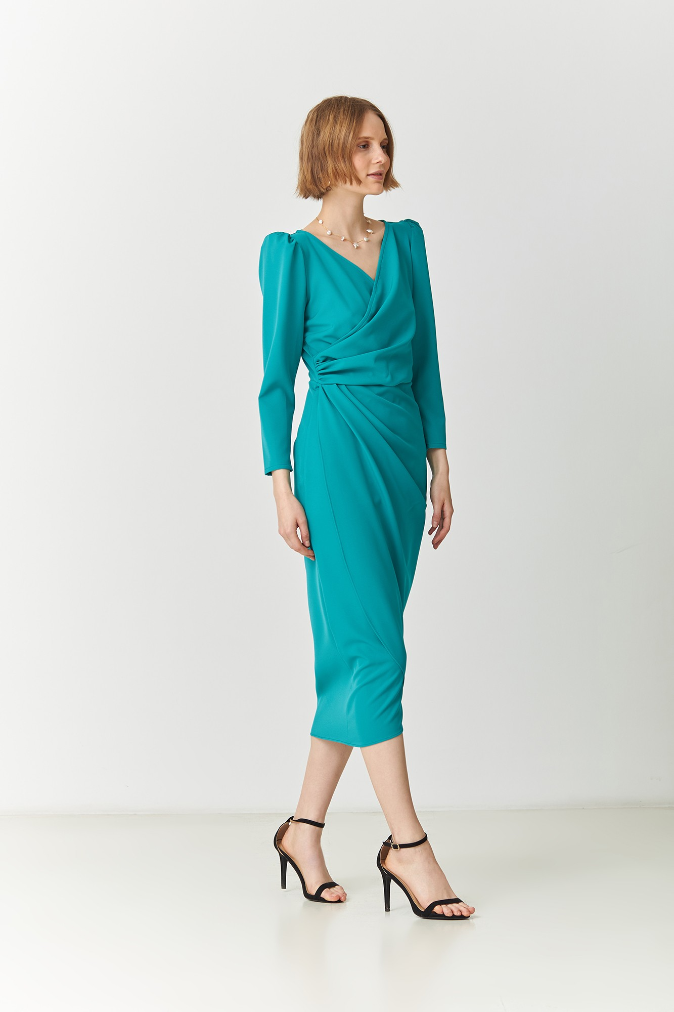DAYLE GREEN DRESS