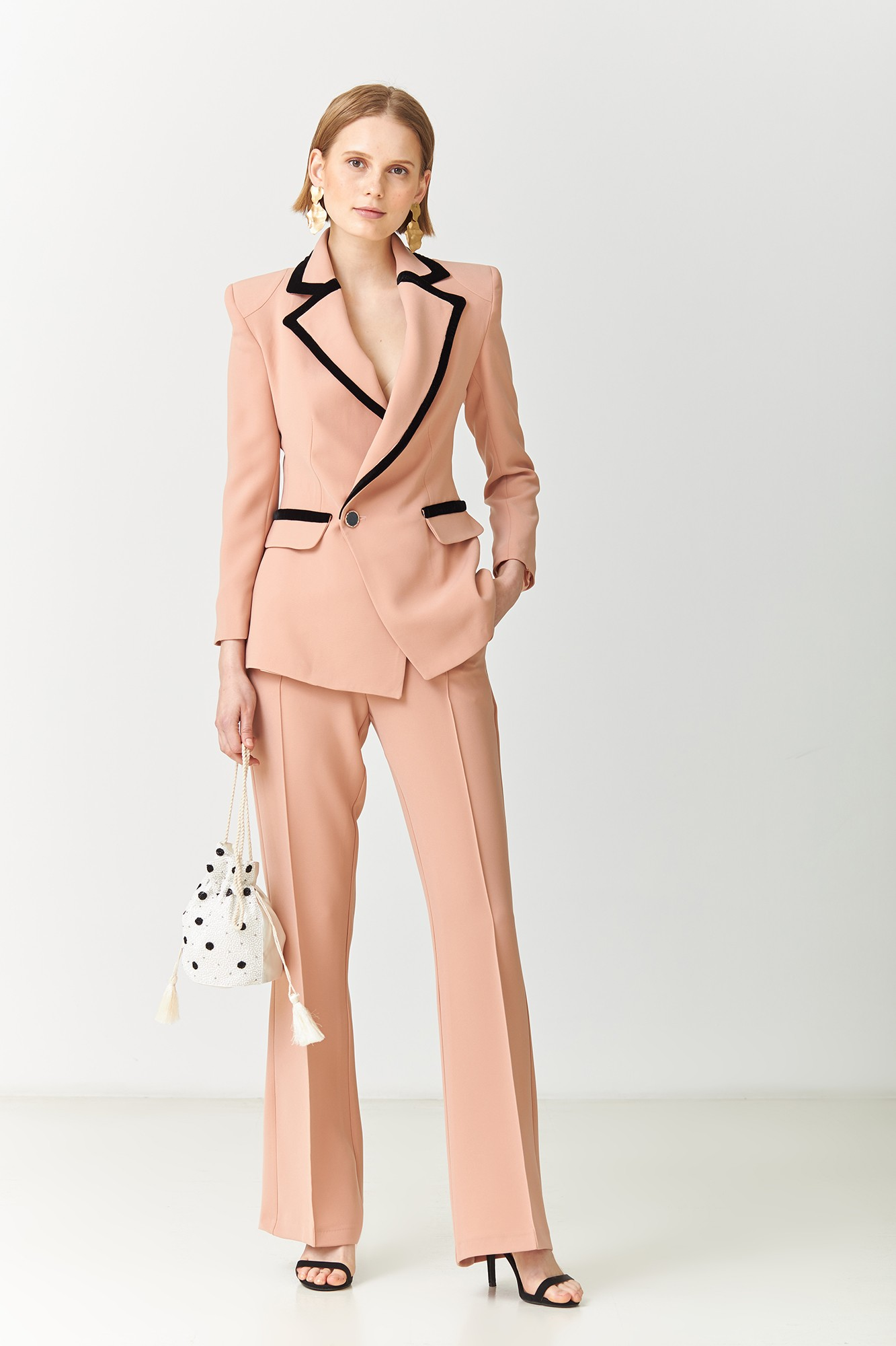 BLAZER MORGANA ROSA