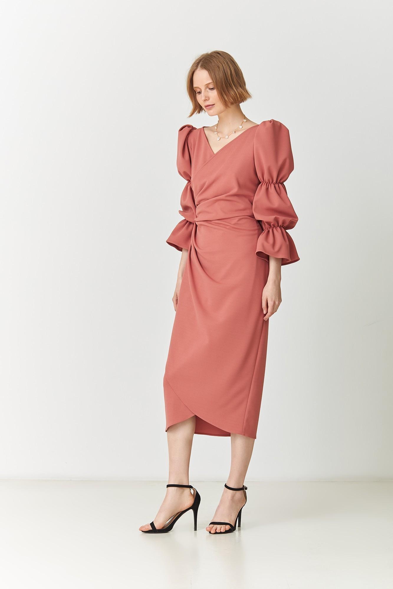 MUNNA PINK DRESS
