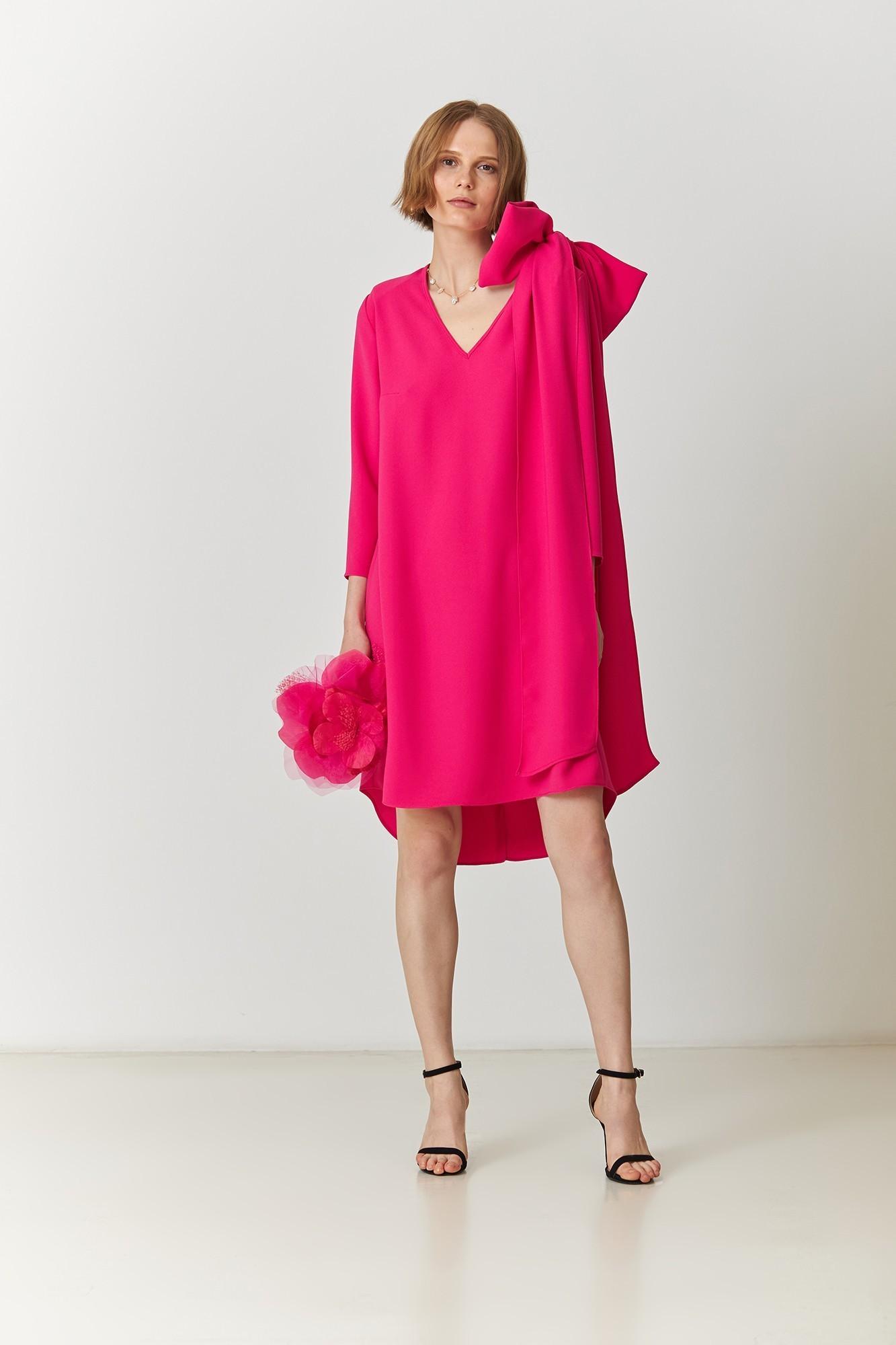 NURY PINK DRESS