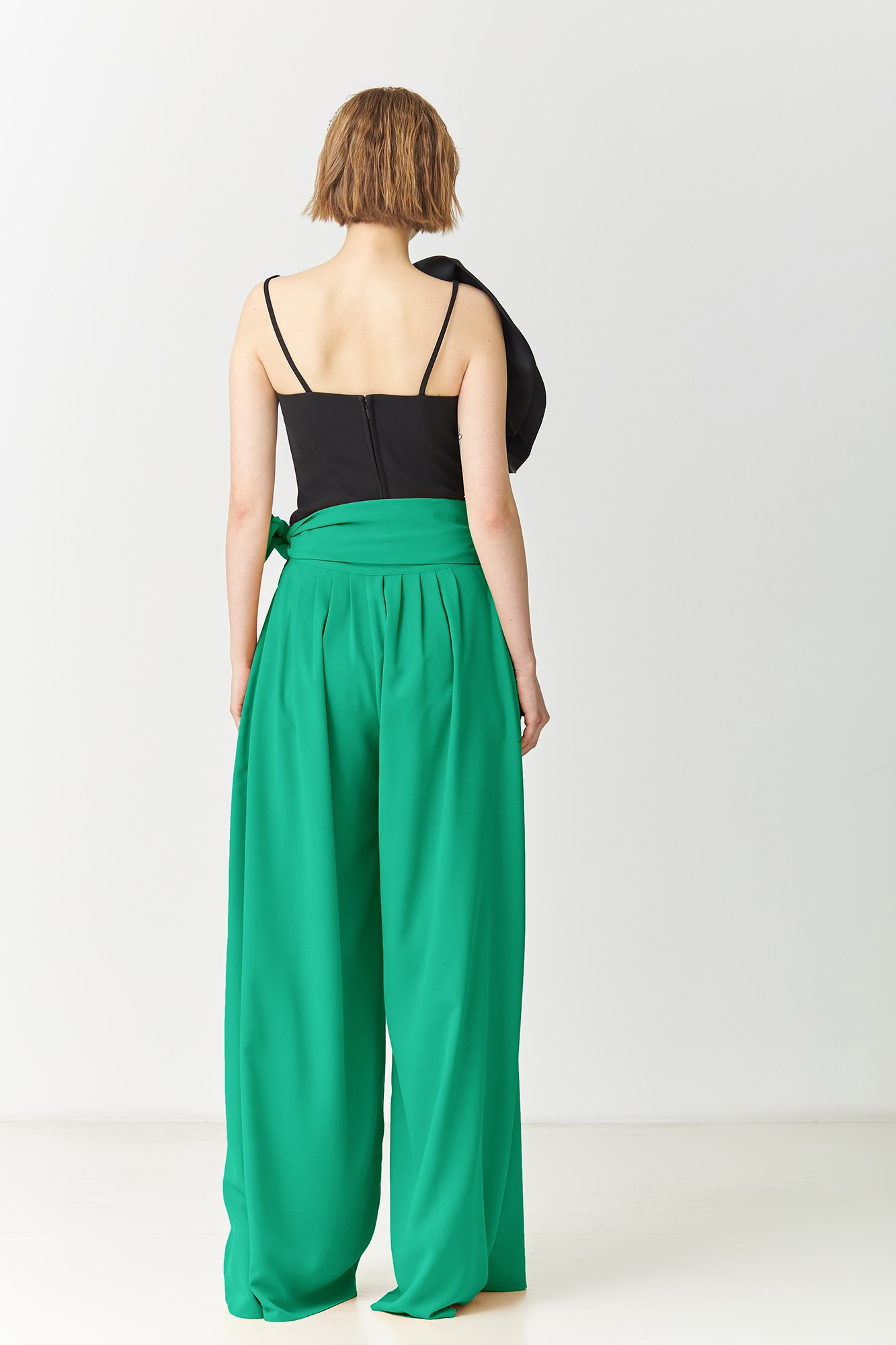 PANTALON LUZZY VERDE
