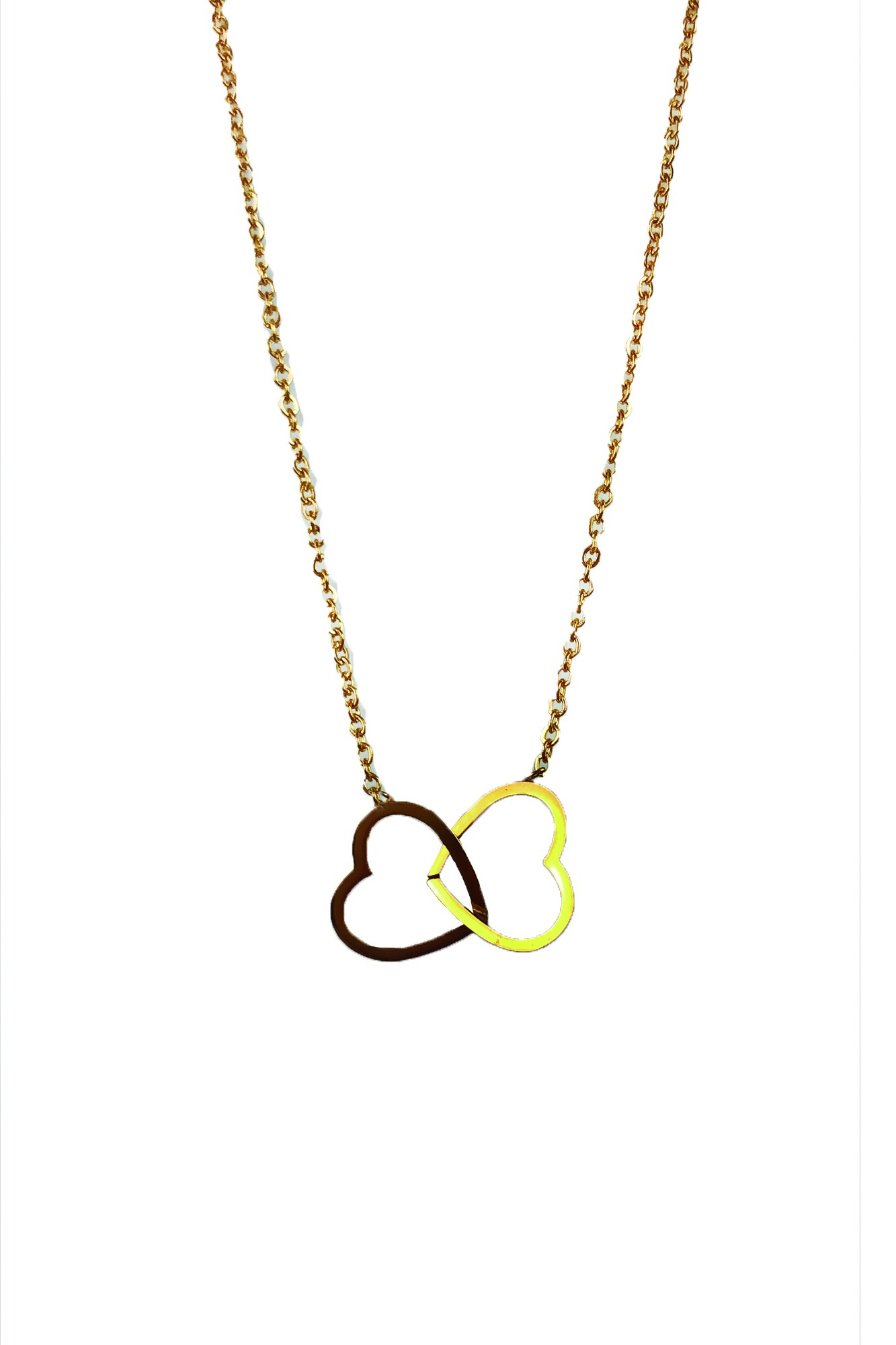 CORAZONES NECKLACE