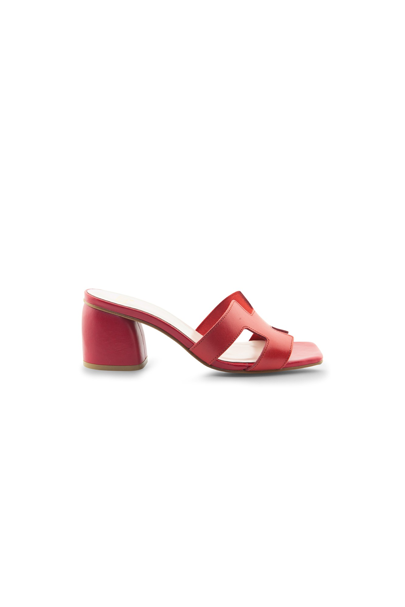 PIAVELLA RED SANDALS