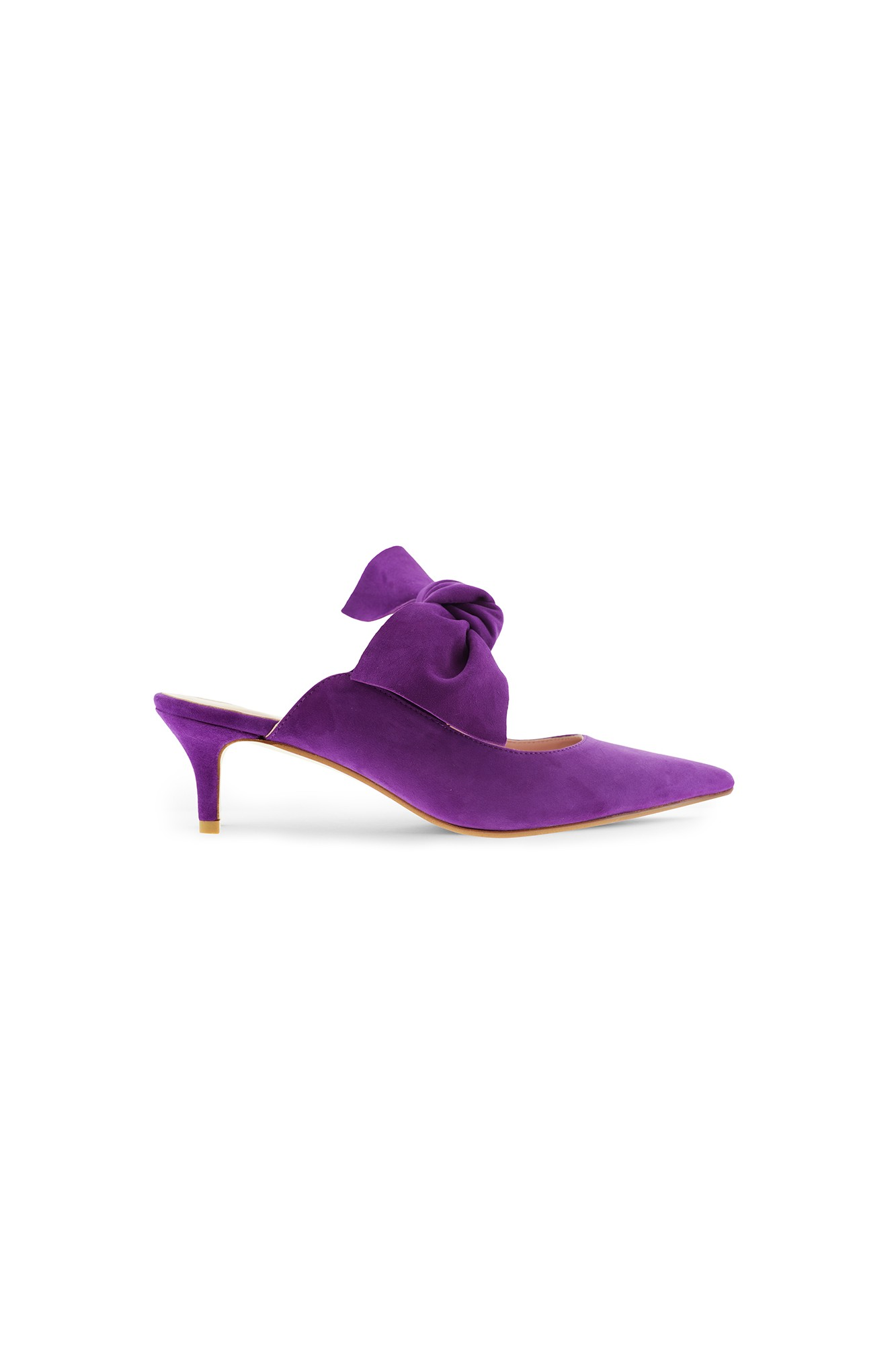 LOLA PURPLE SHOES