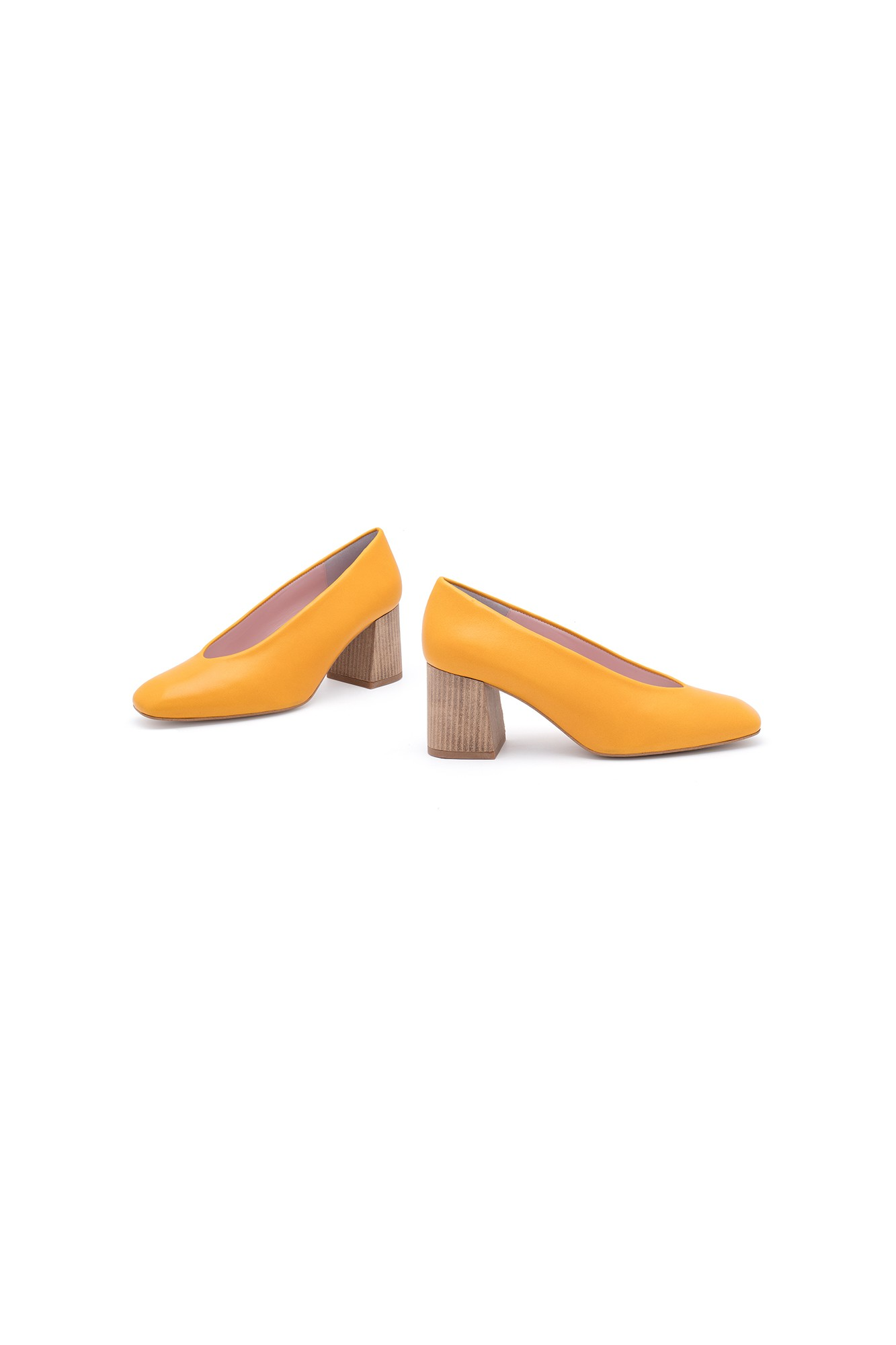 ZAPATOS SHARON AMARILLO
