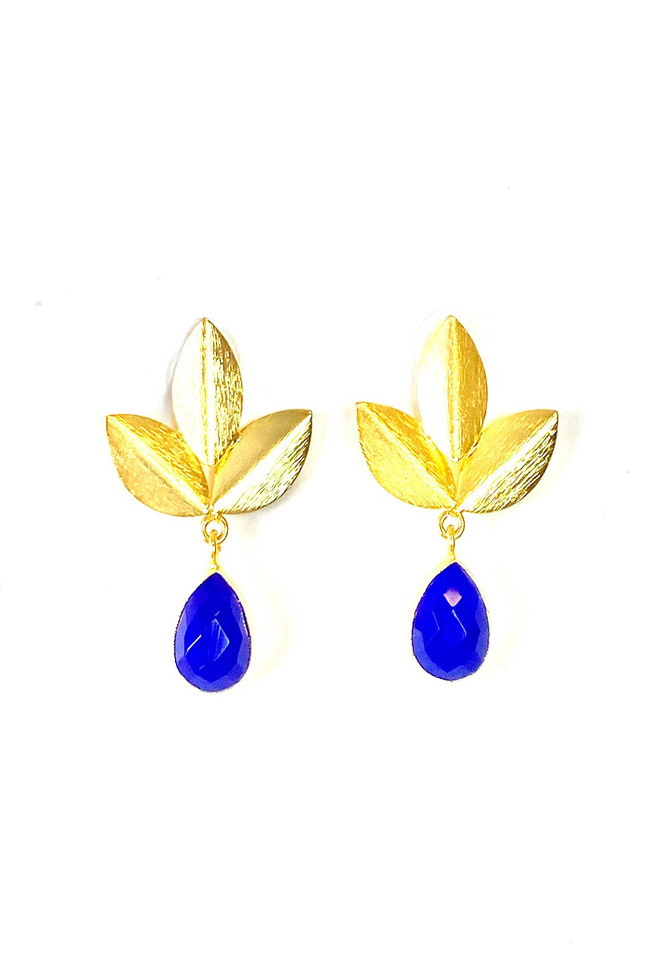 BLUE NUIT EARRINGS