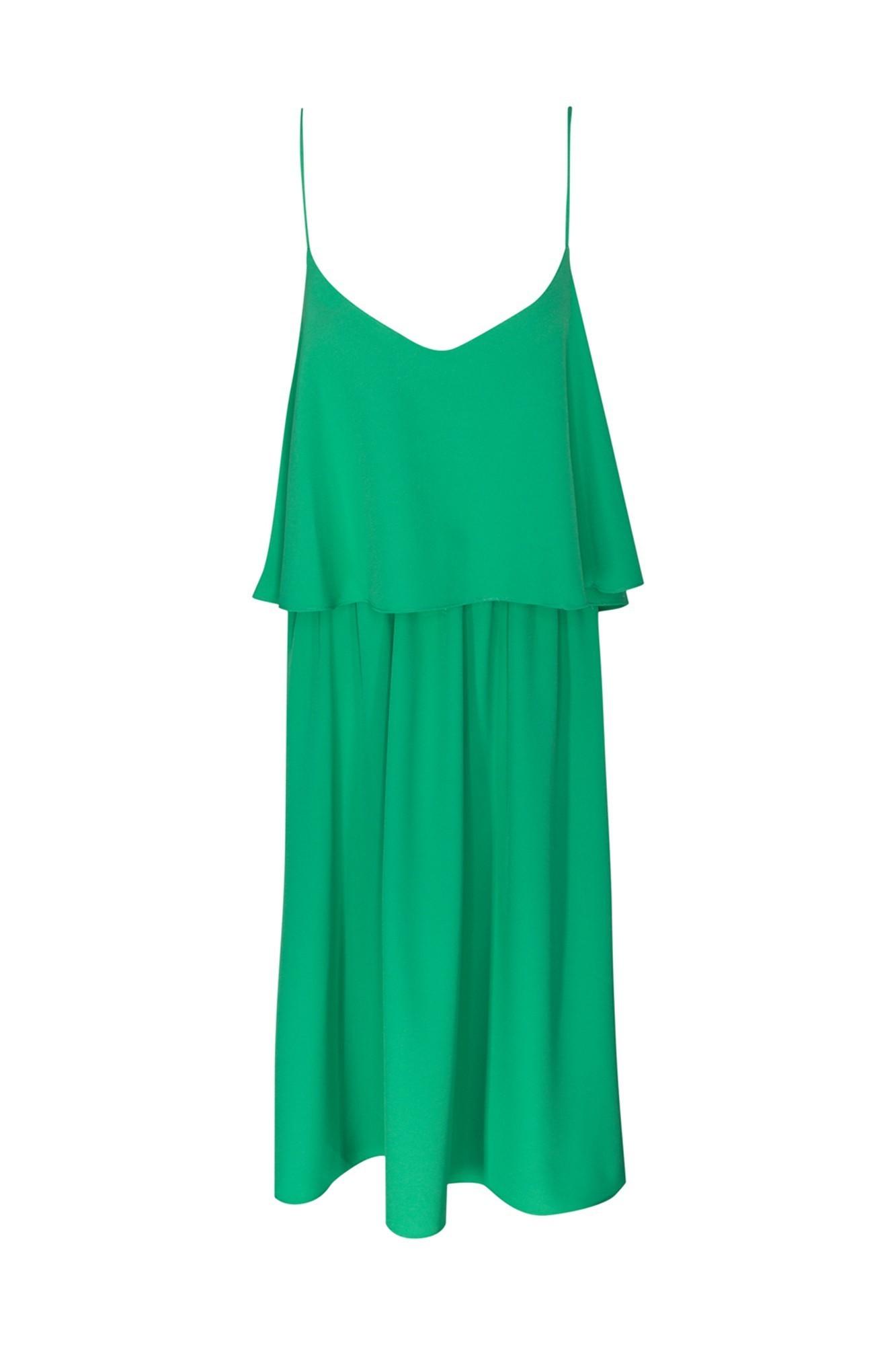 SUNNE GREEN DRESS