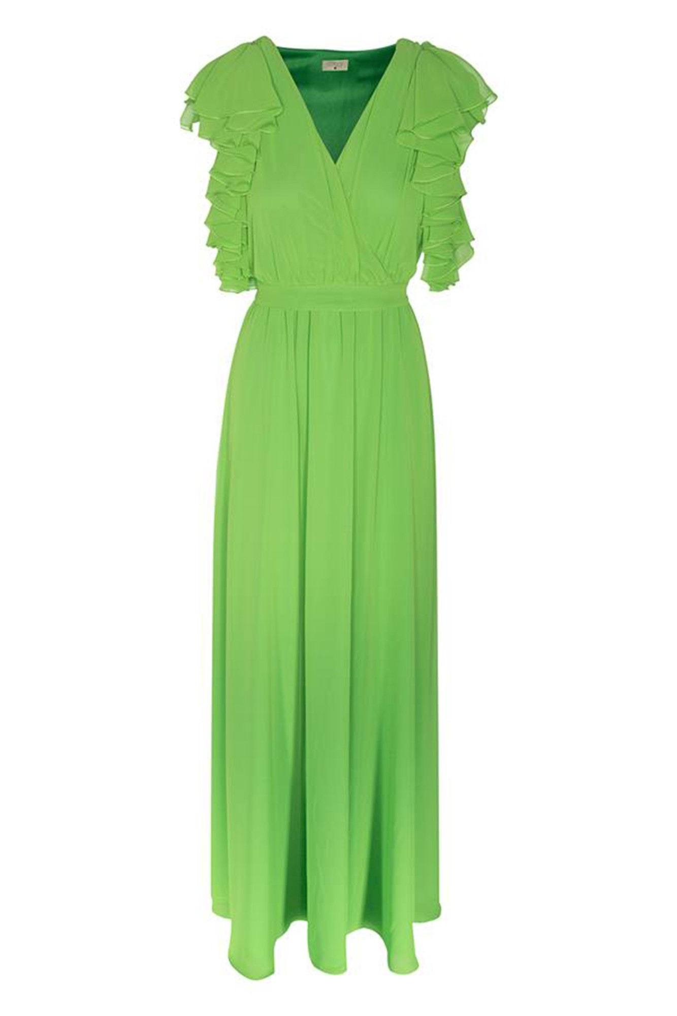 SIEMP GREEN DRESS