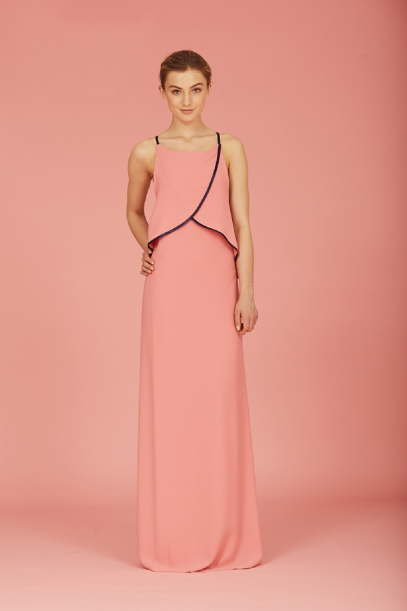 CLAIRES PINK DRESS