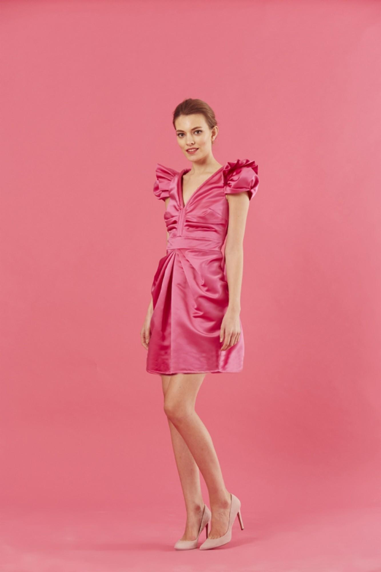 MOISSY PINK DRESS