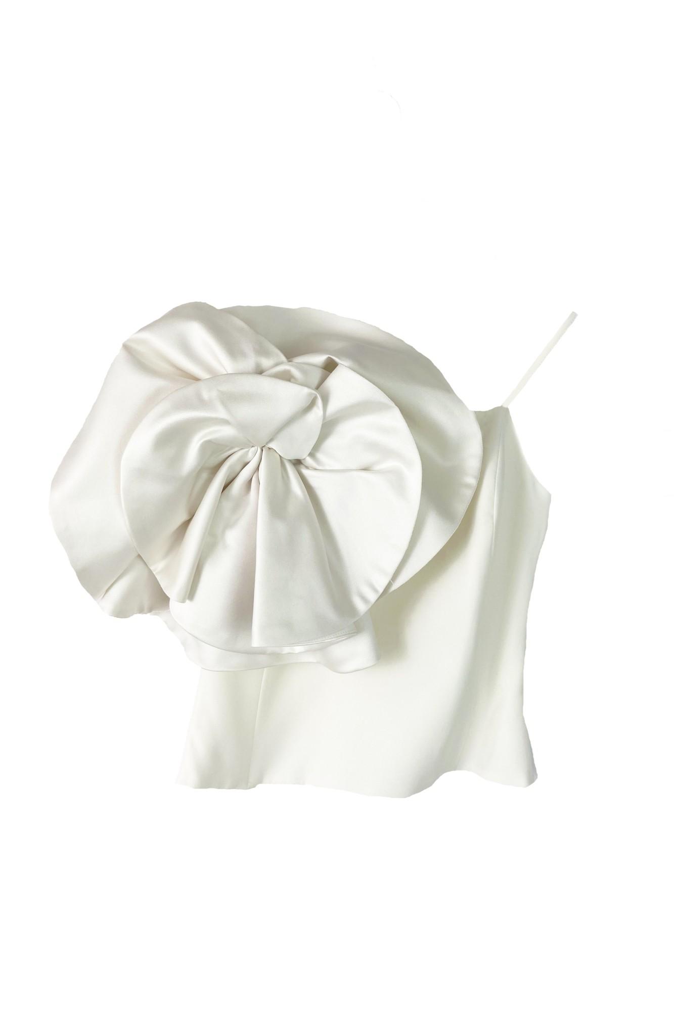 MARGOT WHITE TOP