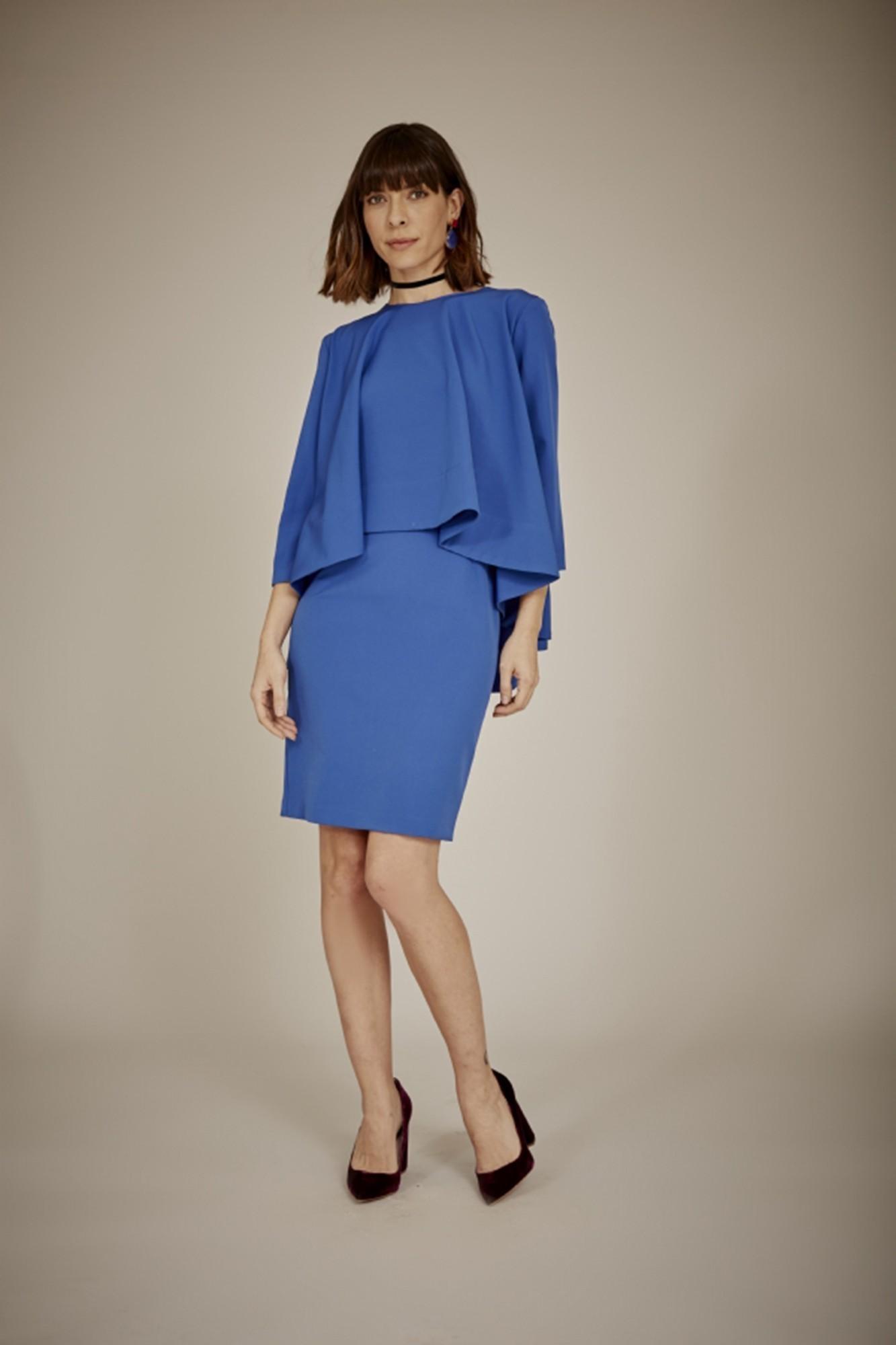 HILIA BLUE DRESS