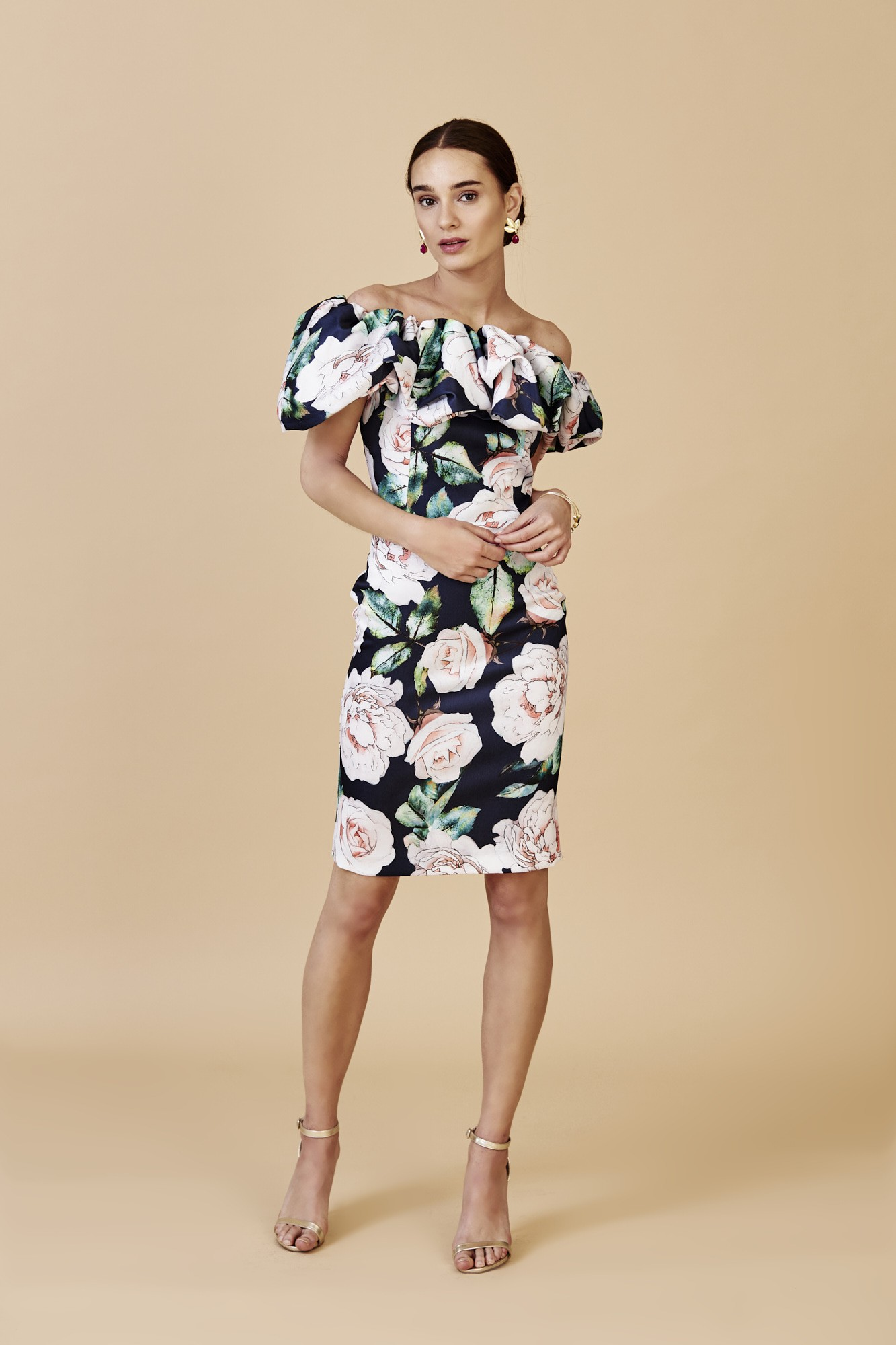 CLOTTE DRESS