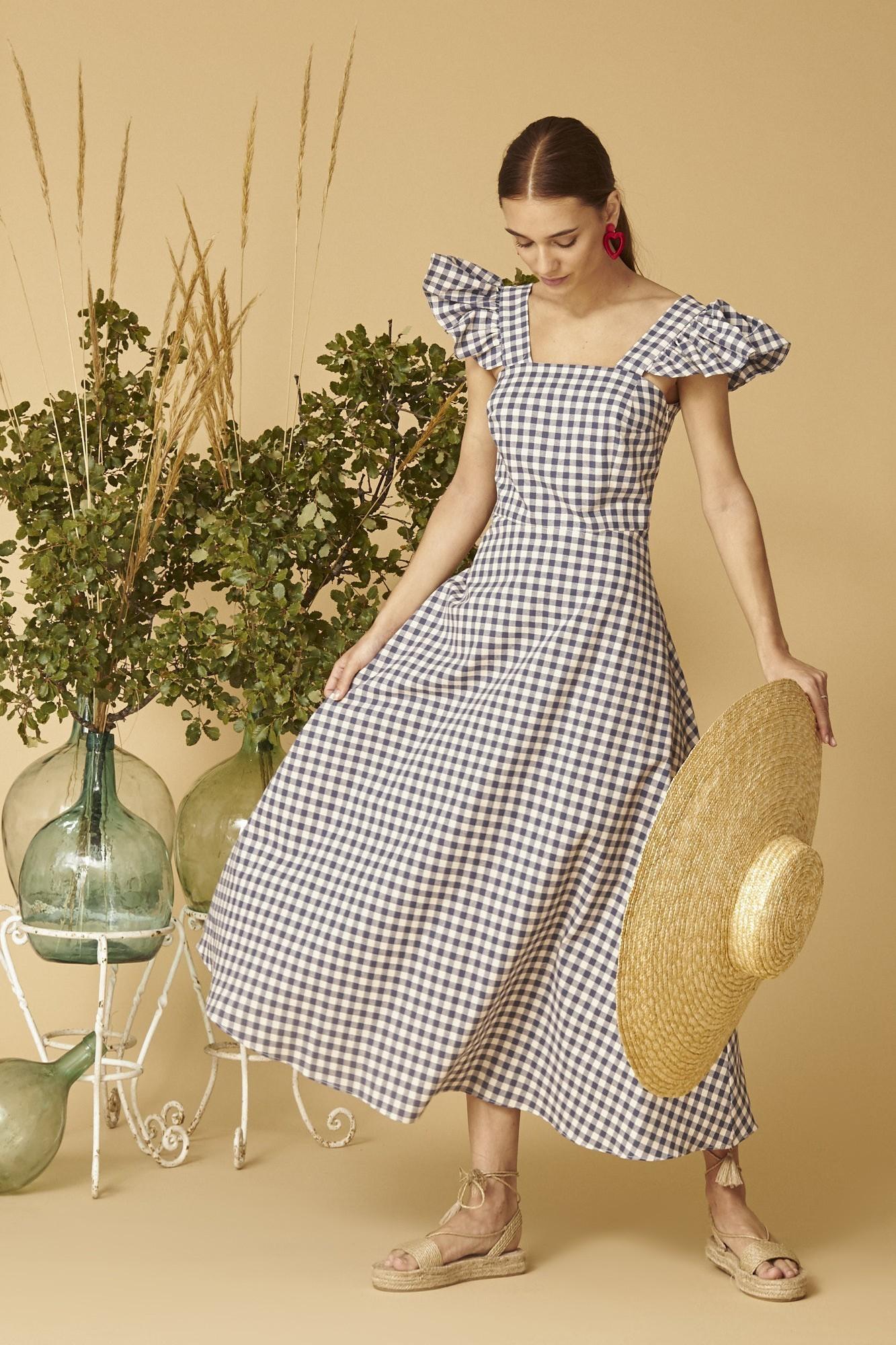 SISTER BRAIS DRESS
