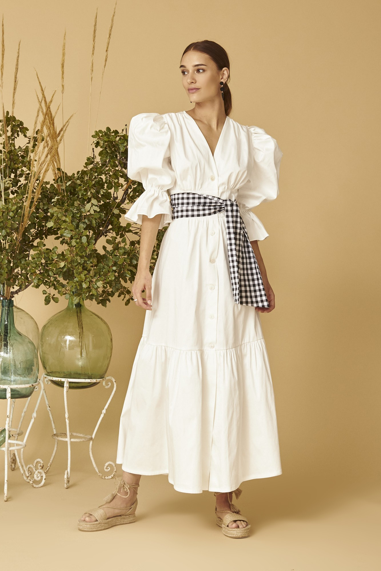 SISTER ELIMA DRESS