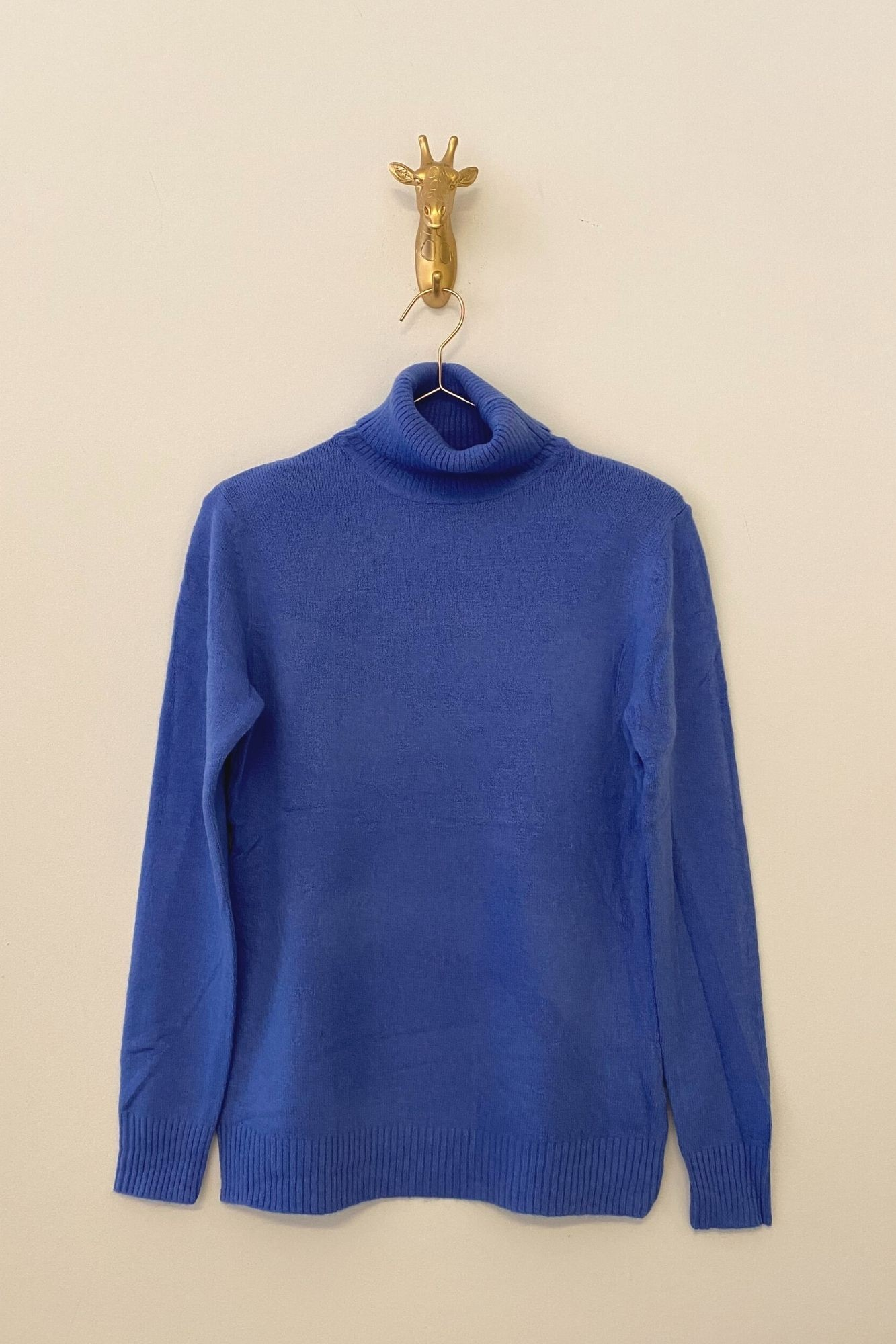 BLUE ÑORA JUMPER