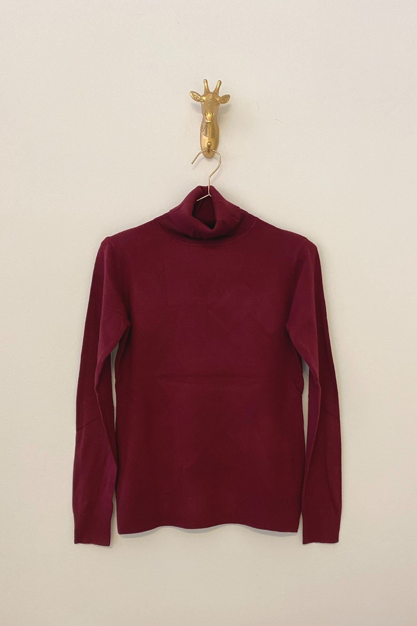 ROURE RED JUMPER