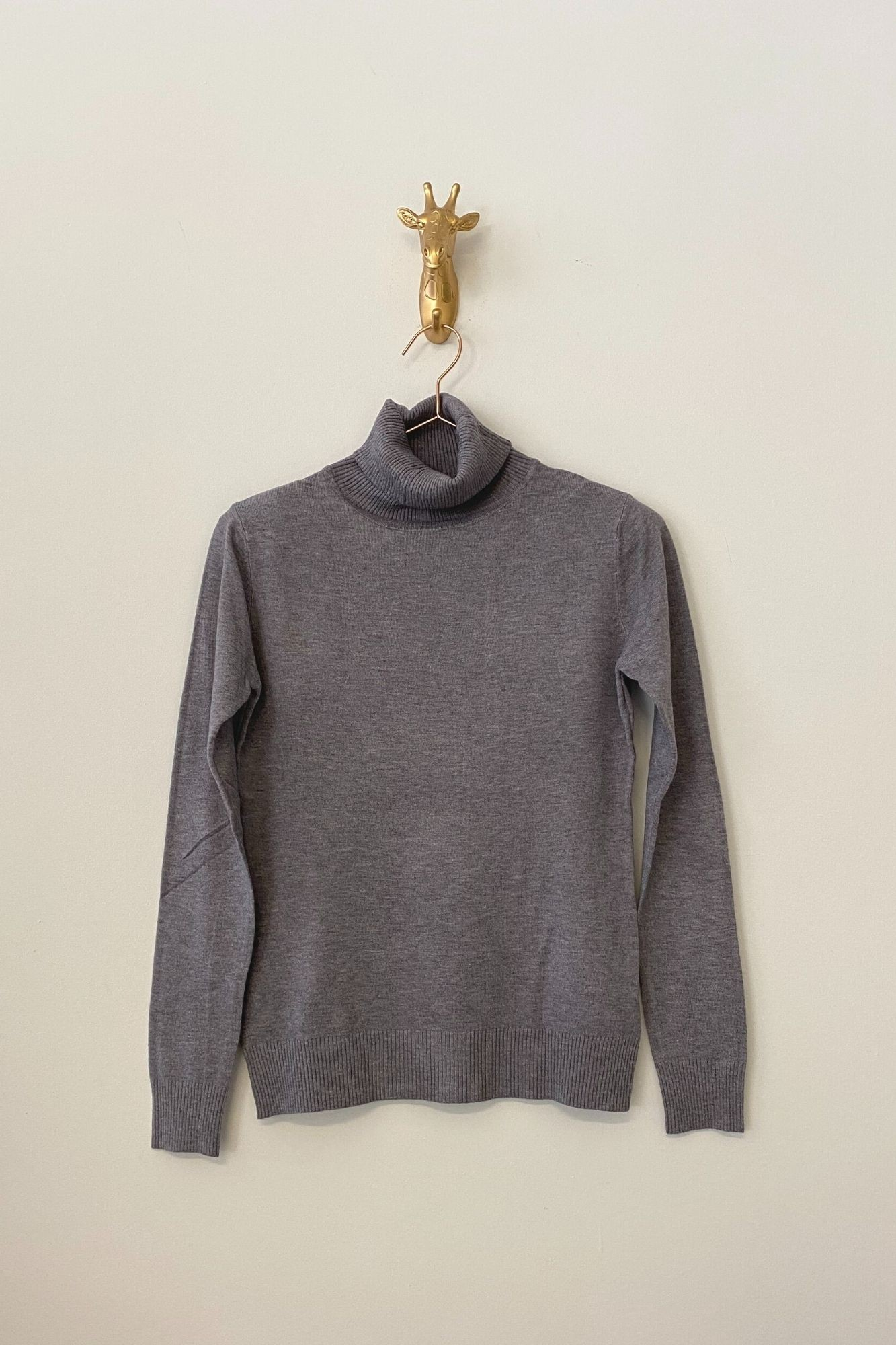 JERSEY SISTER ROURE GRIS