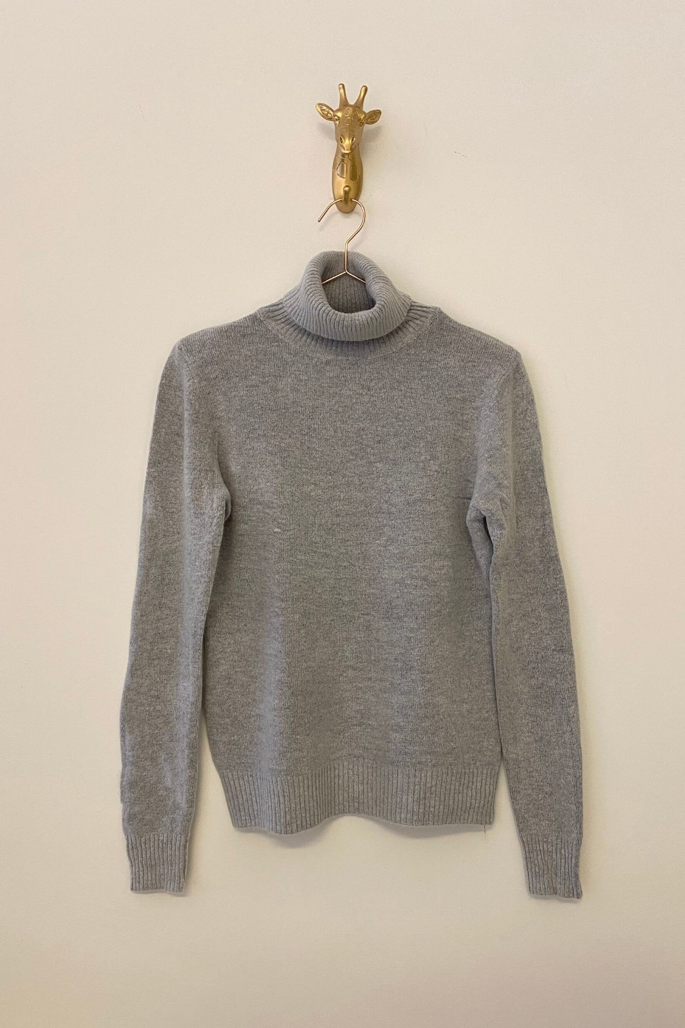 GREY ÑORA JUMPER