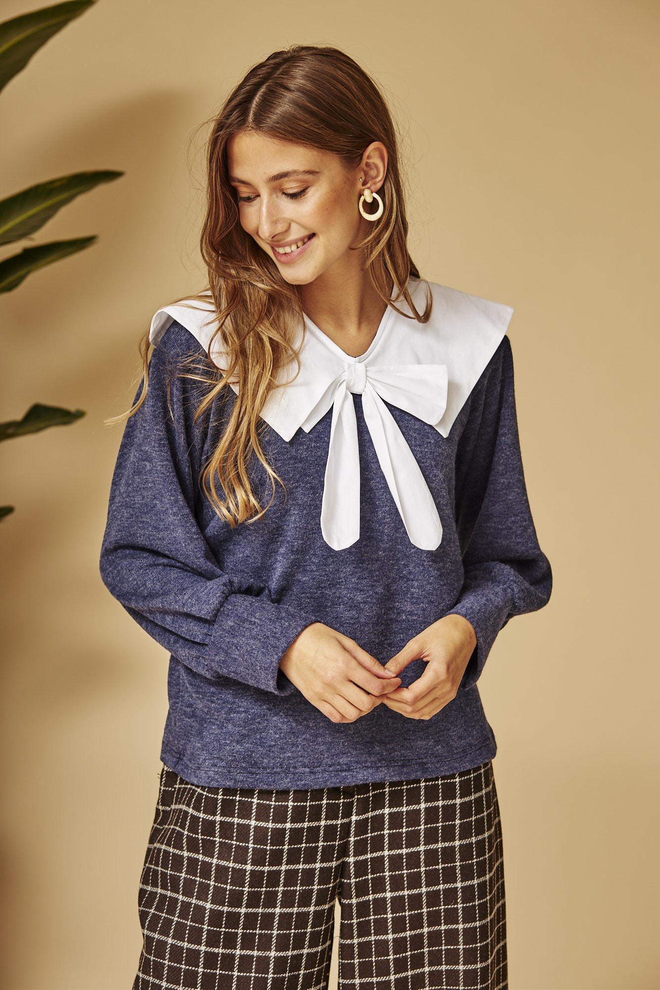 BLUE RIBBON JUMPER