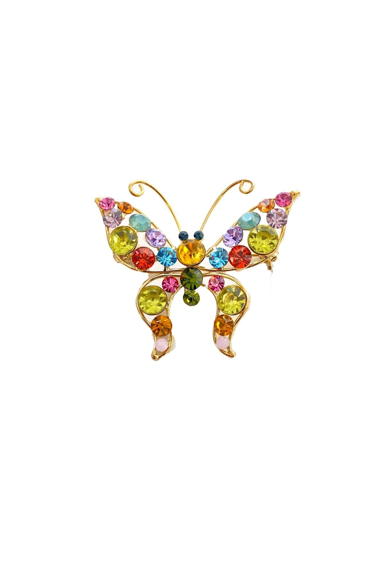 BROCHE FLY MULTICOLOR