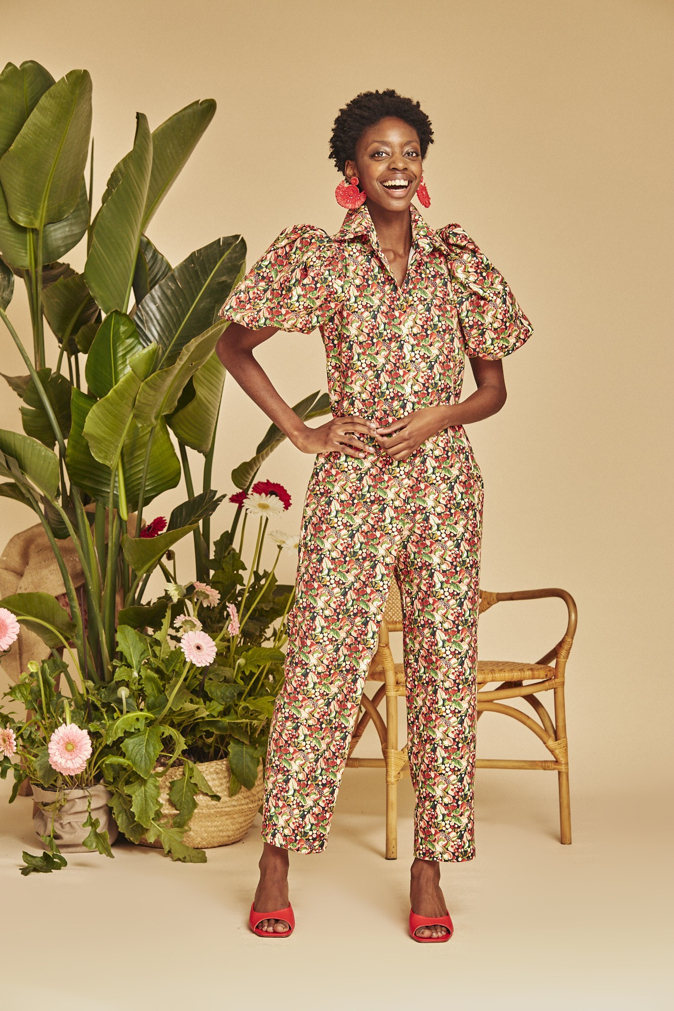TROPIC JUMPSUIT