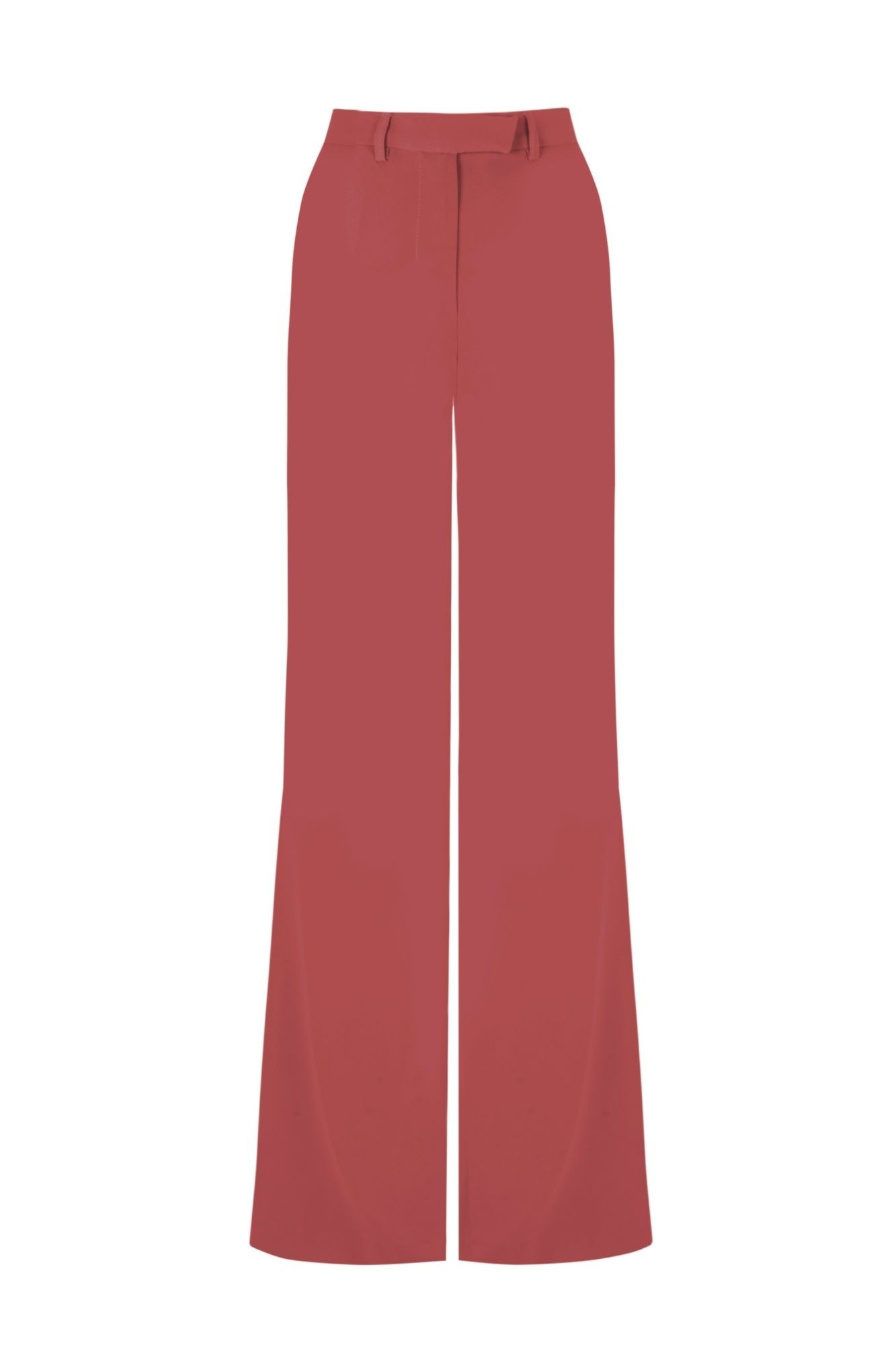 ADRI TERRACOTTA TROUSERS