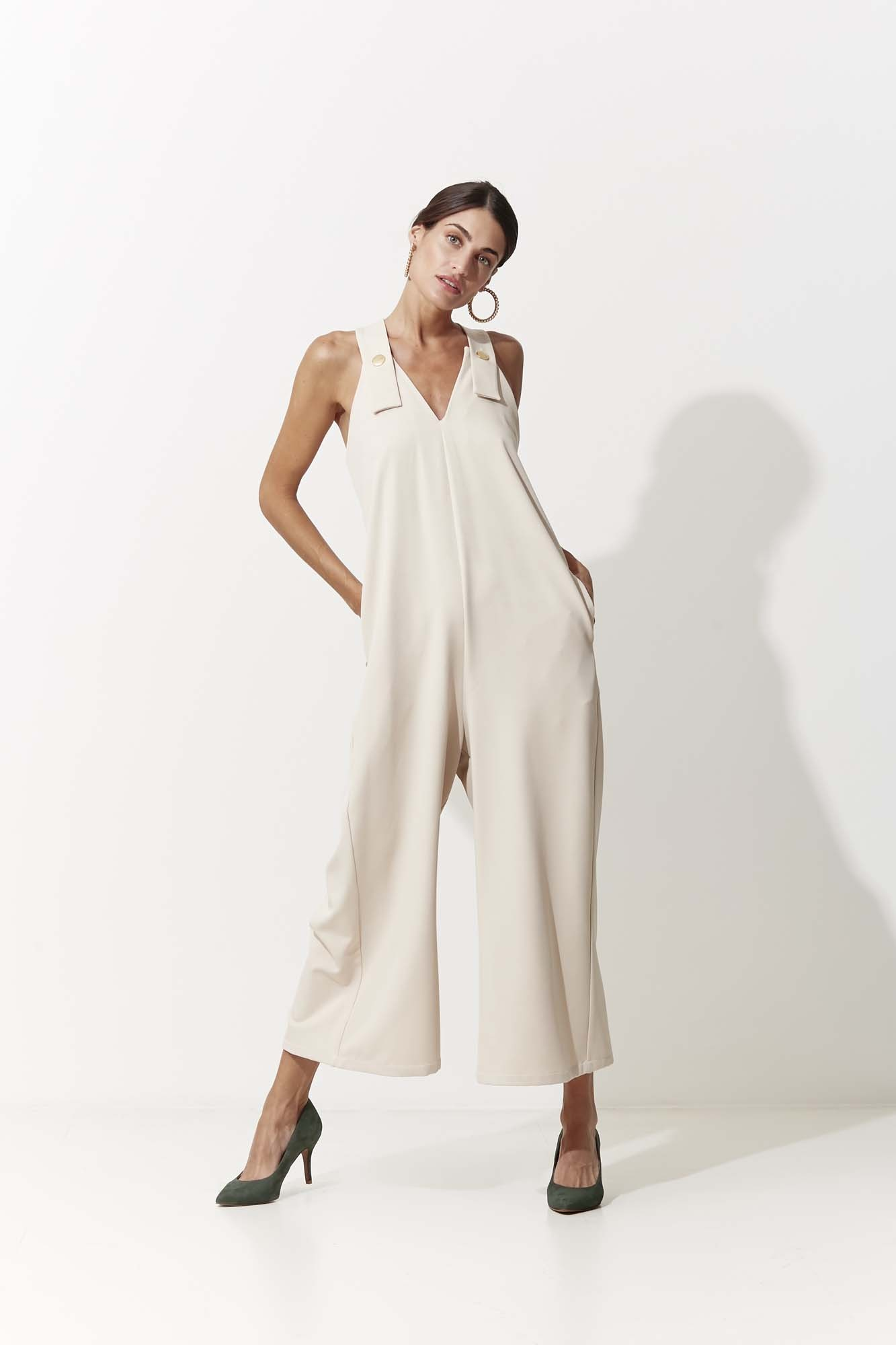 SISTER TWIST JUMPSUIT